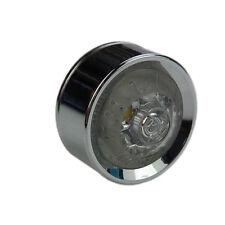Mini LED chrom Rücklicht Motorradrücklicht für Chopper Bobber Custombikes