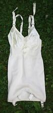 Vintage 1950s Ladies Satin Corset Girdle Charmode