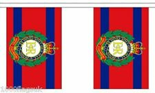 British Army Royal Engineers Polyester Flag Bunting - 6m long with 20 Flags
