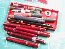 Koh-I-Noor Rotring Rapidograph Technical Engineers Pens Germany