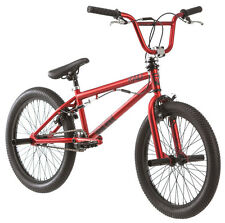 Mongoose 20 in BMX Bikes Kids Bike Raid, Red