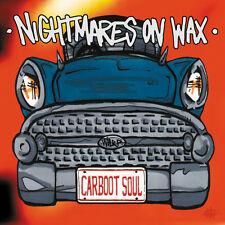 NIGHTMARES ON WAX CARBOOT SOUL NEW SEALED DOUBLE VINYL LP & DOWNLOAD IN STOCK