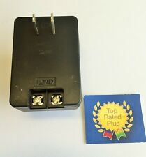 Plug-in Transformer Input 120V. Output 24 Volt 32 VA