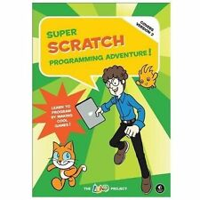 Super Scratch Programming Adventure! by The Lead Project (2013, Paperback,...
