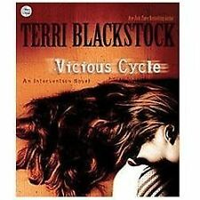 NEW Christian audiobook 8 CDs Unabridged! Vicious Cycle - Terri Blackstock