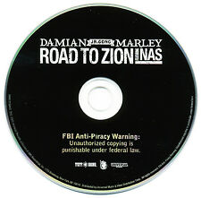Damian Marley ROAD TO ZION Feat. Nas (Promo Maxi CD Single) (2005)