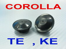 SHOCK ABSORBER CAP x 2 L&R FIT FOR TOYOTA COROLLA KE30 KE35 KE36 TE31 TE37