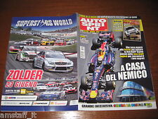 AUTOSPRINT 2013/24=VETTEL RED BULL COVER=SPECIALE 20 ORE LE MAND + RALLY SPRINT