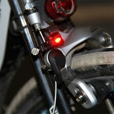 1PC Brake Light Red LED Tail Light Safety Warning Light for Bicycle Bike Cycling