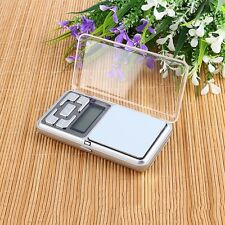 500g0.1g Pocket Digital Scale Kitchen Jewelery Weight Baking Electronic Balance
