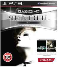 Silent hill hd-collection (PS3)