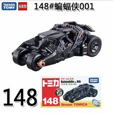 2016 Dream Tomica 148 Batmobile 4th DC Batman Mini Diecast Cars Takara Tomy Gift