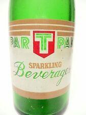 vintage ACL Soda POP Bottle: green PAR T PAK of UNIONTOWN, PA  - 7 oz. ACL