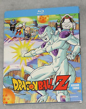 Dragon Ball Z: Season Series Three 3 Complete - Blu-ray Box Set - NEW & SEALED