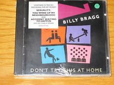 """NEW CD - """"Don't Try This at Home"""" - BILLY BRAGG"""