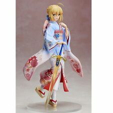 Anime Fate Stay Night Saber Kimono Version 1/7 Scale Painted PVC Figure No Box