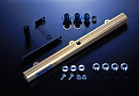 SARD FUEL RAIL KIT FOR Chaser/Cresta/MarkII JZX100 (1JZ-GTE VVT-i)8mm nipple