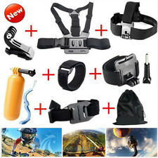 Hotsale 8Pcs/set Outdoor Sports Accessories Bundle Kit for Gopro Sports Camera