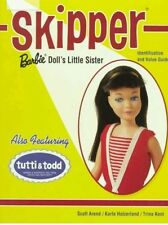 NEW~HTF~BARBIE SISTER SKIPPER TUTTI FASHION VTG PRICE GUIDE REFERENCE BOOK AREND