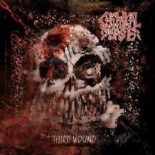 "Chemical Disaster ""Third Wound"" CD [Legendary Brazil Death Metal]"
