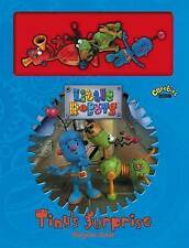 """Little Robots"": Magnet Book: Tiny's Surprise, , 0563491671, New Book"