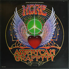 "MORE AMERICAN GRAFFITI - GEORGE LUCAS  12"" 2 LP (P872)"