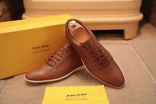 John Lobb para Aston Martin Hombre Cuero Tostado Zapatillas Entrenadores Informal Zapatos UK 7