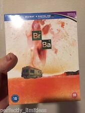 Breaking Bad Compete Steelbook Blu-Ray Seasons 1-6 F series 1 2 3 4 5 6 w/ UV