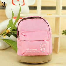 "Backpack for 18"" American Girl Our Generation Doll School Supplies Bag Pink"