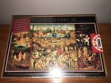 Educa 10000 Piece Puzzle The Garden Of Earthly Delights Hieronymus Bosch NEW NIB