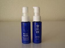 2 Pack of Kose Sekkisei Emulsion Facial Moisturizer 0.7oz.