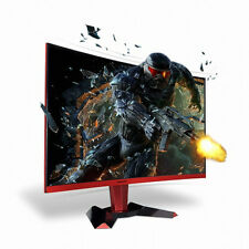 Hansung ULTRON 3267 CURVED 32 Inch FHD Curved Gaming Monitor / 144Hz / Flicker f