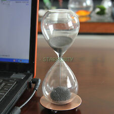 Iron Powder Magnet Flower Sandglass Hourglass Birthday Wedding Xmas Gift Decor