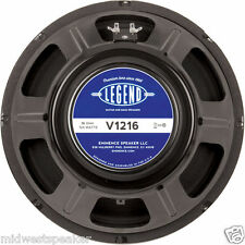 "Eminence Legend V1216 12"" Guitar Speaker 16 ohm - FREE SHIPPING!!!"