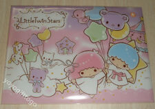 2016 Sanrio Little Twin Stars A4 file folder Document Bag #02