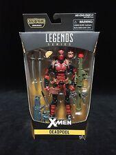 """Hasbro Marvel Legends X-Men DEADPOOL 6"""" Figure Juggernaut Wave MIMB! In Hand!"""
