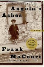 Angela's Ashes - A Memoir by Frank McCourt - 1996 - Hardcover