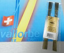 SWISS SAW BLADES VALLORBE LAMES de SCIE #7/0 JEWELERS SAWS ORIGINAL A-1 1-GROSS