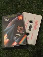 METEOROIDS SINCLAIR ZX SPECTRUM 16K 48K CASSETTE TAPE GAME By SOFTEK