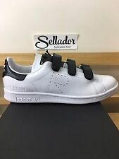 Raf Simons Adidas Stan Smith Comfort Black/White (Size 9.5)