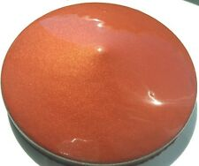 Gloss PEARL COPPER ORANGE Powder Coat Paint, Lb/0.45kg