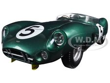 ASTON MARTIN DBR1 #5 WINNER LE MANS 1959 CARROLL SHELBY 1/18 BY SPARK 18LM59