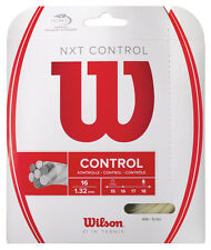 WILSON NXT controllo Tennis Stringa Set