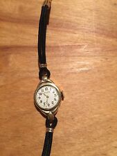 Antique vintage Women's Tiny watch Ella Nieton