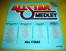 PHILIPPINES:ALL STAR MEDLEY:Beach Boys,Dave Clark 5,Cascades,Everly Brothers LP
