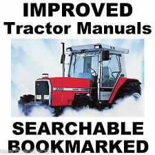 BEST MASSEY FERGUSON 3000 3100 Series Tractor SERVICE REPAIR MANUAL IMPROVED CD