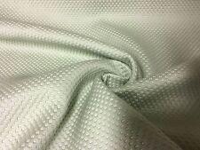 Magnifique coton dos enduit recouvert de tissu 3.2 mètres
