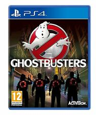 Ghostbusters PS4 Video Game New and Sealed and in stock