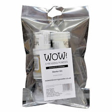 Wow! Embossing Powder Starter Set 6 x 15ml Pots