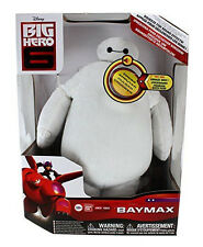 Big Hero 6 10 Baymax Plush Figure with Sound Effects - New NIB - Free Shipping